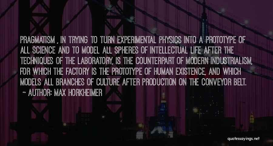 Max Horkheimer Quotes 2182204
