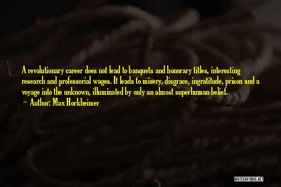 Max Horkheimer Quotes 2260339