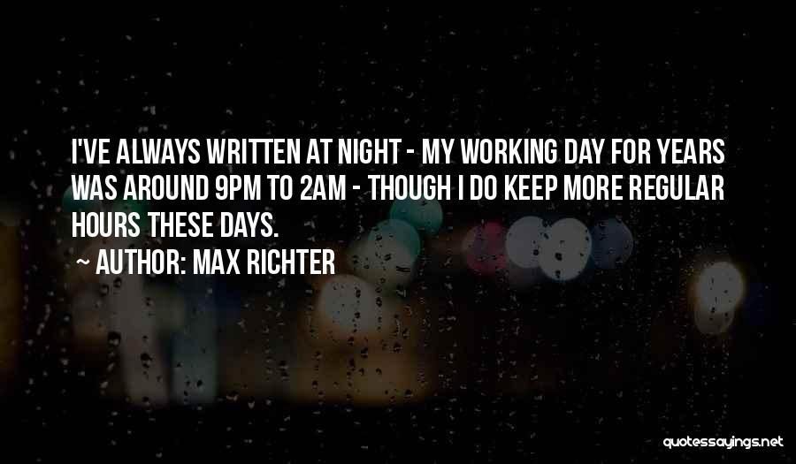 Max Richter Quotes 1063793