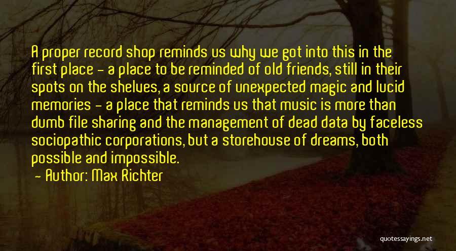 Max Richter Quotes 258322