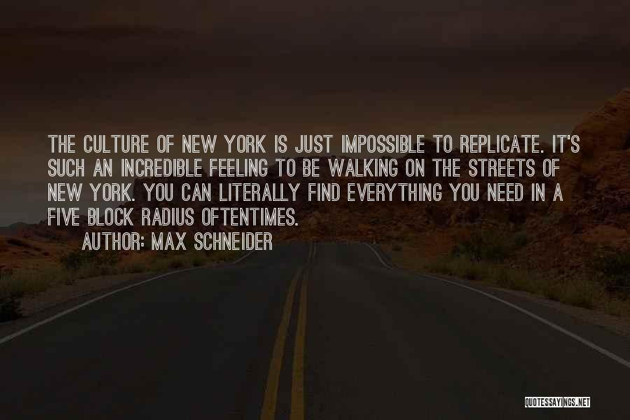 Max Schneider Quotes 983113