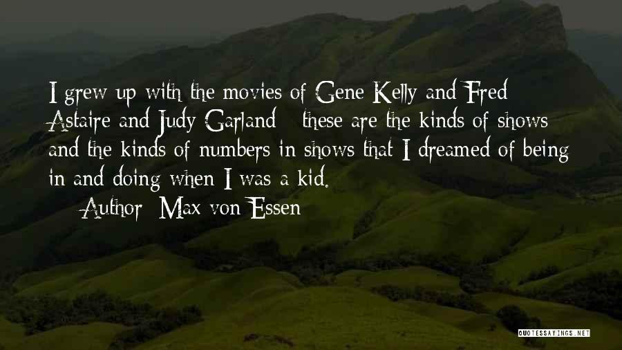Max Von Essen Quotes 1697724