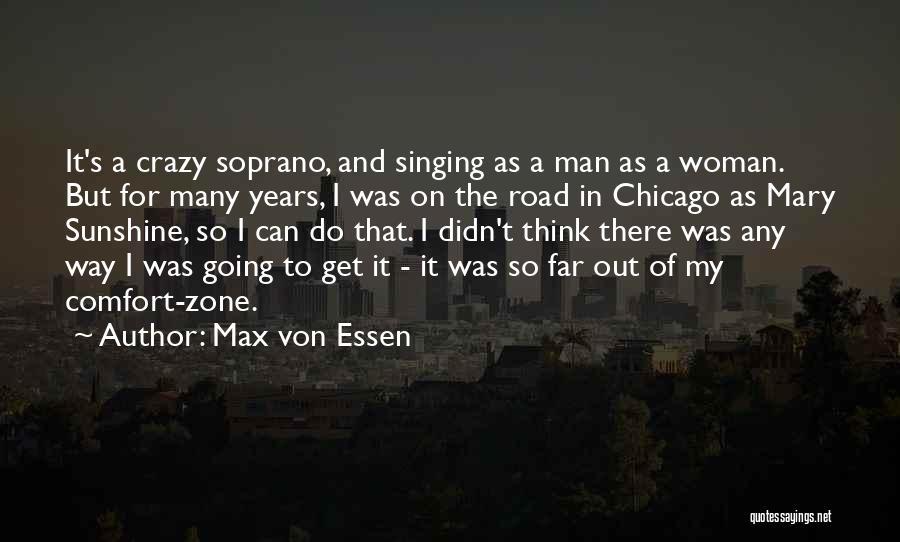 Max Von Essen Quotes 523400
