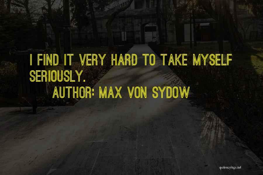 Max Von Sydow Quotes 1059112