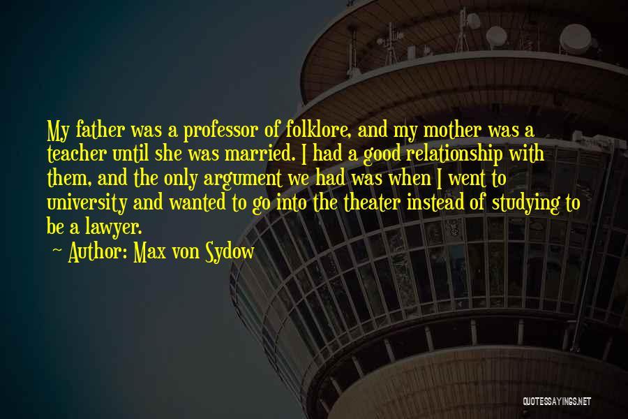 Max Von Sydow Quotes 1215064