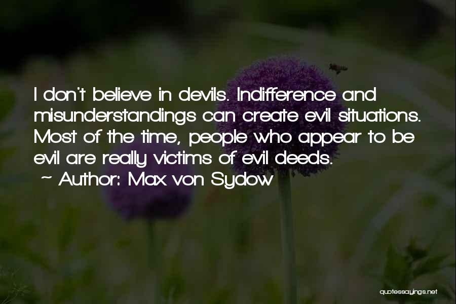 Max Von Sydow Quotes 1421255