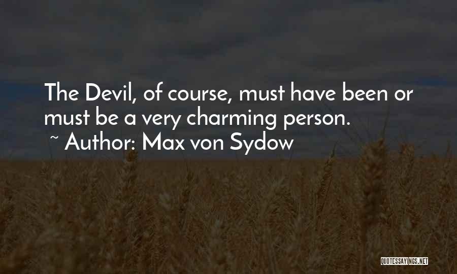 Max Von Sydow Quotes 1517473