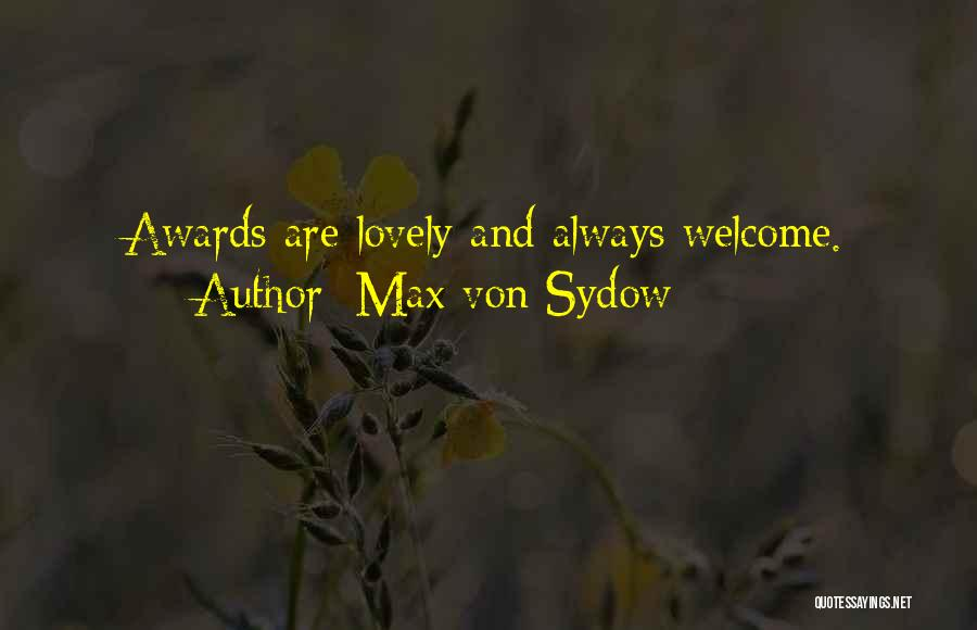 Max Von Sydow Quotes 1739060