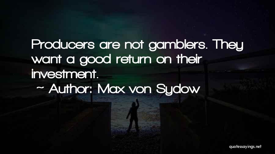 Max Von Sydow Quotes 1832359
