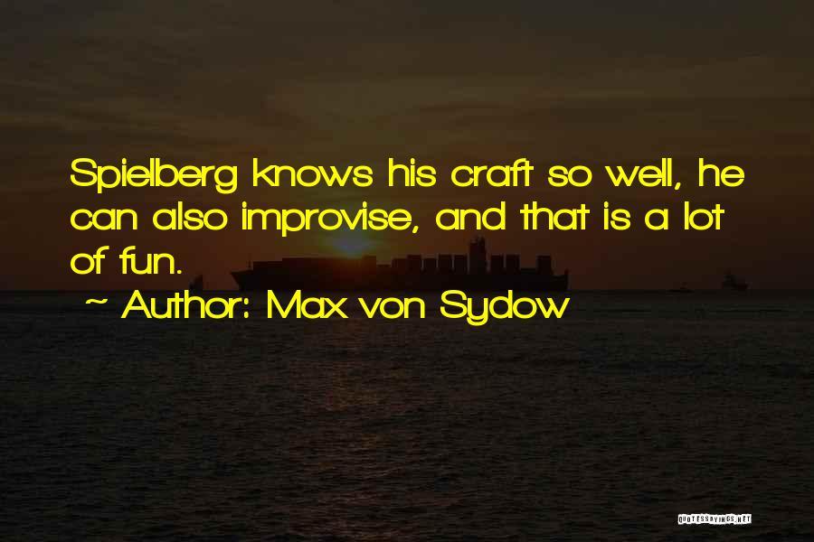 Max Von Sydow Quotes 2061098