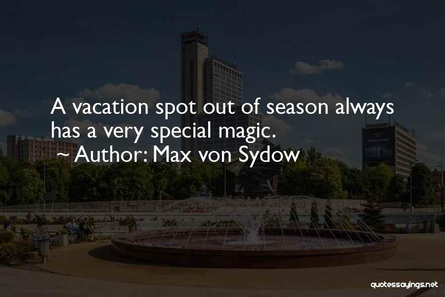 Max Von Sydow Quotes 337811