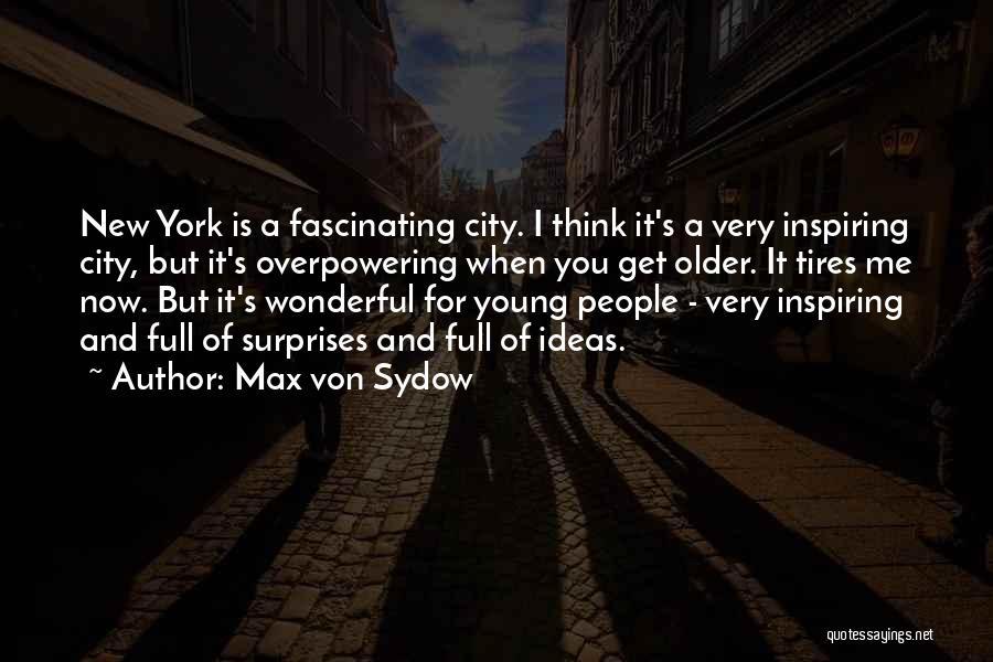 Max Von Sydow Quotes 459355