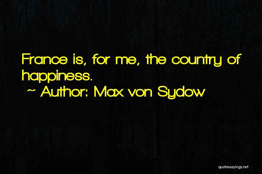 Max Von Sydow Quotes 463236