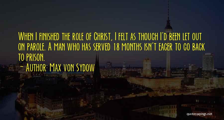 Max Von Sydow Quotes 539960