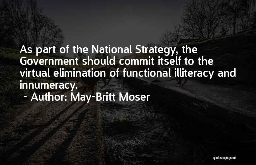 May-Britt Moser Quotes 1122774