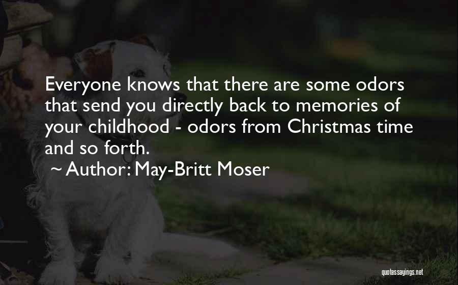 May-Britt Moser Quotes 1753120