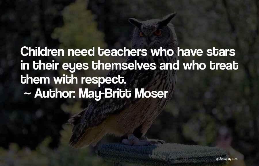 May-Britt Moser Quotes 1896786