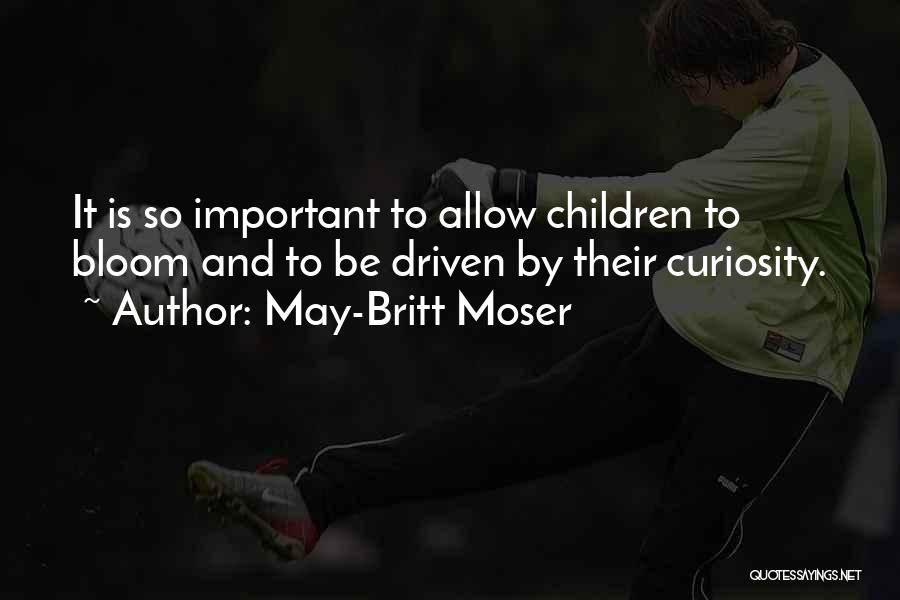 May-Britt Moser Quotes 521604