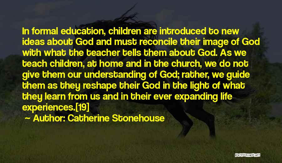 May God Guide Us Quotes By Catherine Stonehouse