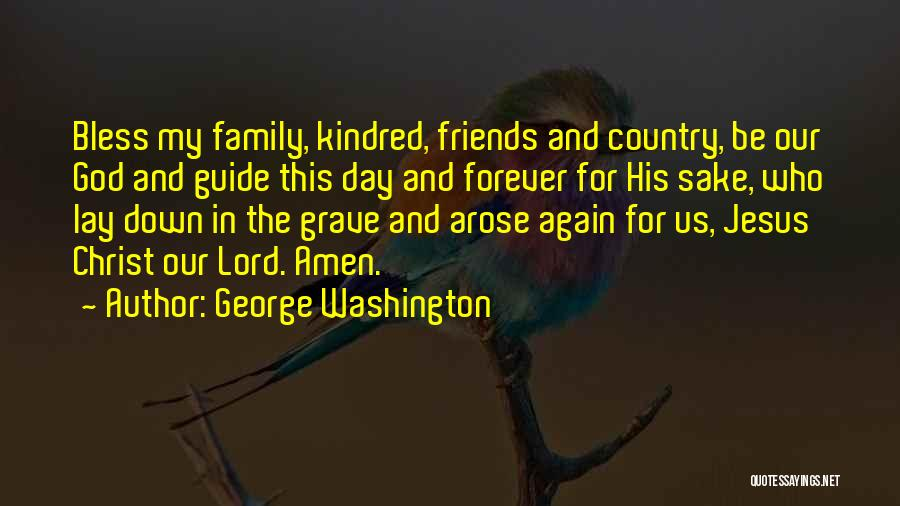May God Guide Us Quotes By George Washington