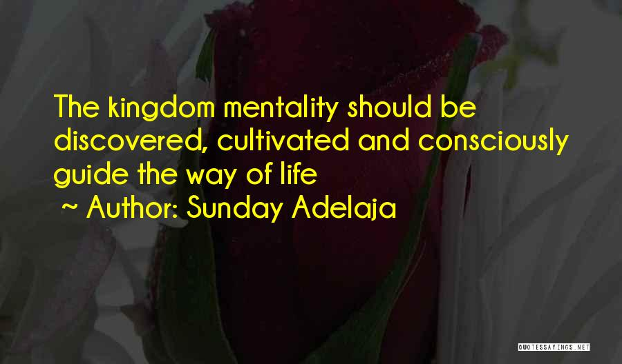 May God Guide Us Quotes By Sunday Adelaja