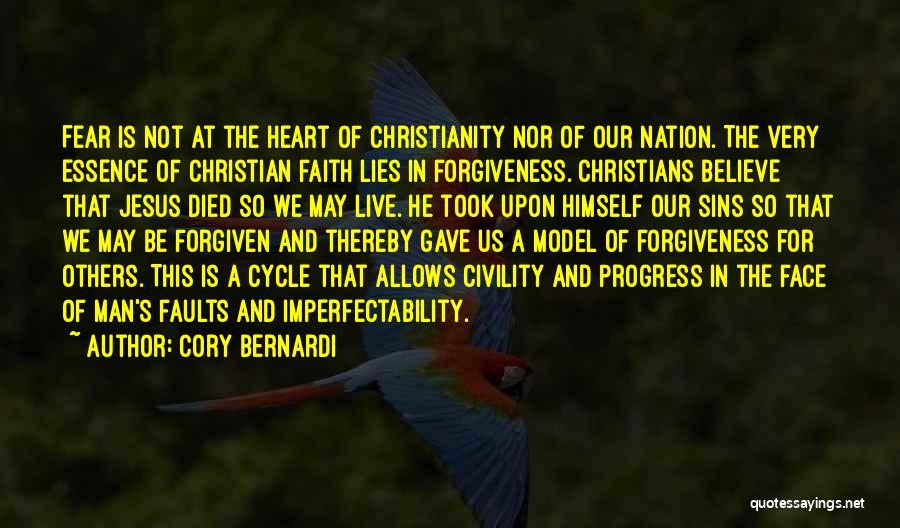 May We Be Forgiven Quotes By Cory Bernardi