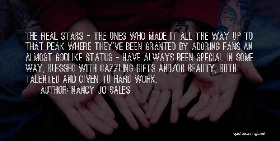 May You Always Be Blessed Quotes By Nancy Jo Sales