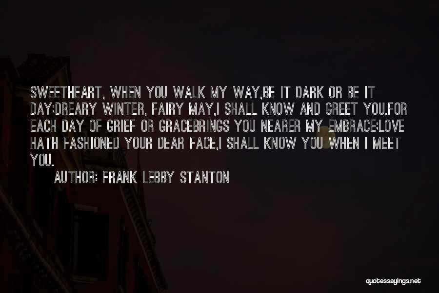 May Your Day Be Quotes By Frank Lebby Stanton