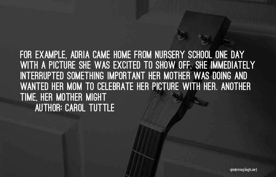 Maybe One Day Picture Quotes By Carol Tuttle