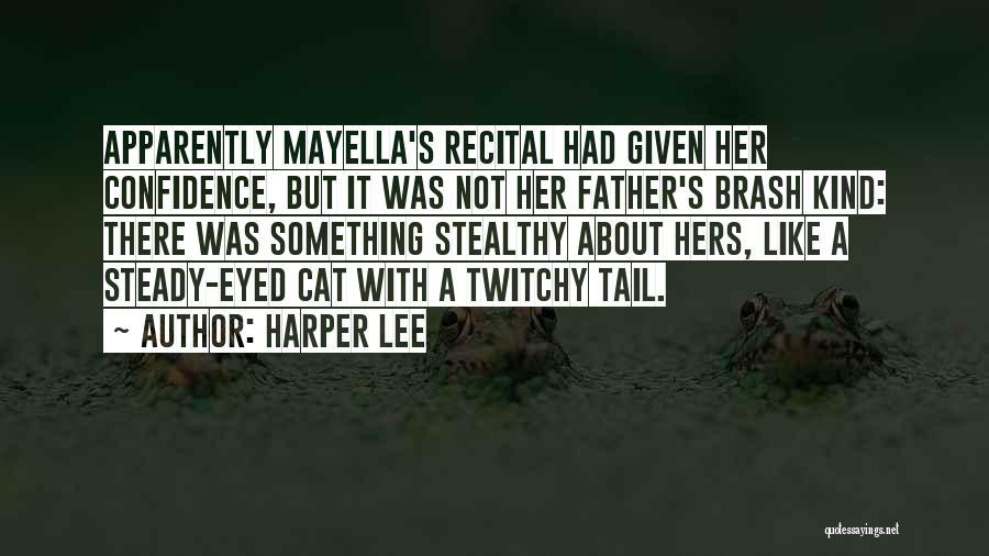 Mayella Quotes By Harper Lee