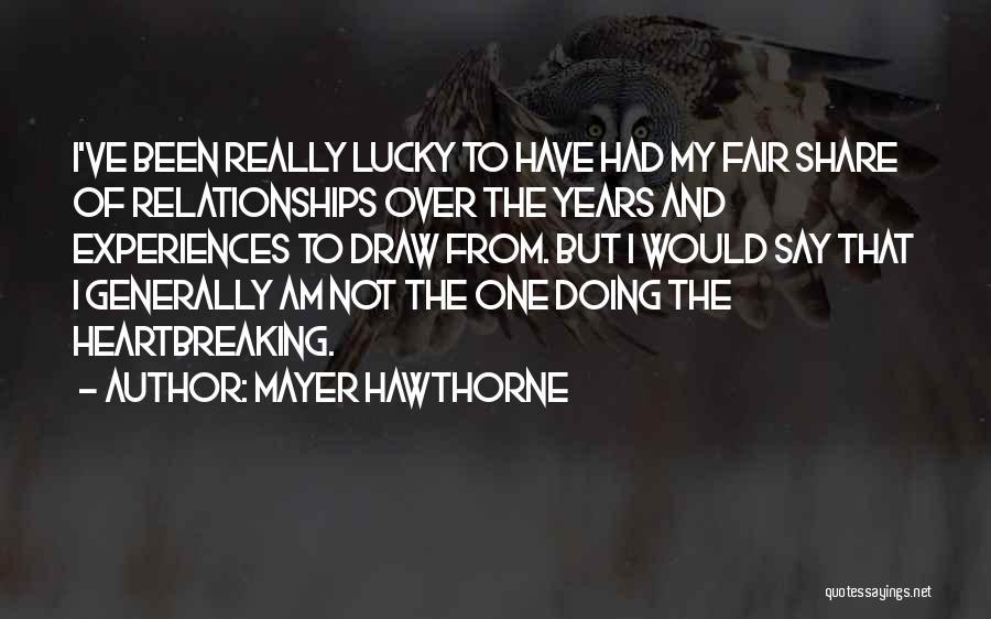 Mayer Hawthorne Quotes 1510112