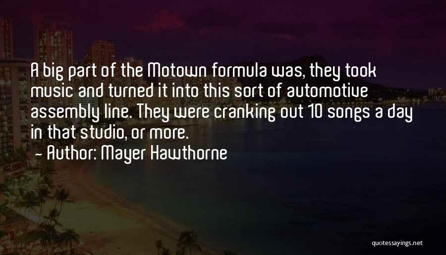 Mayer Hawthorne Quotes 1596582