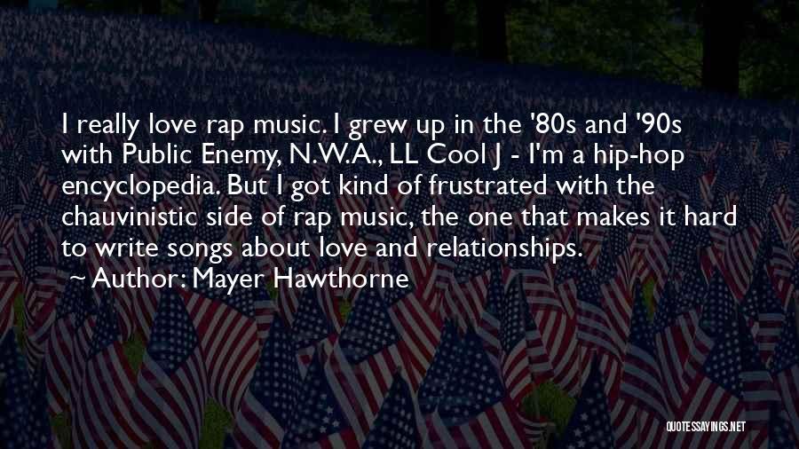 Mayer Hawthorne Quotes 1597458