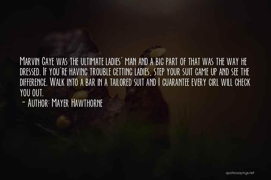 Mayer Hawthorne Quotes 378382