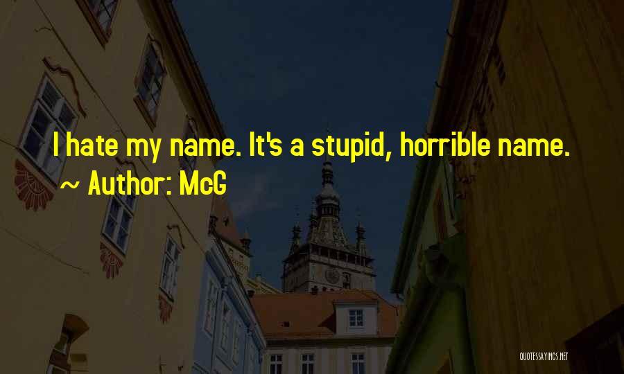 McG Quotes 1645408