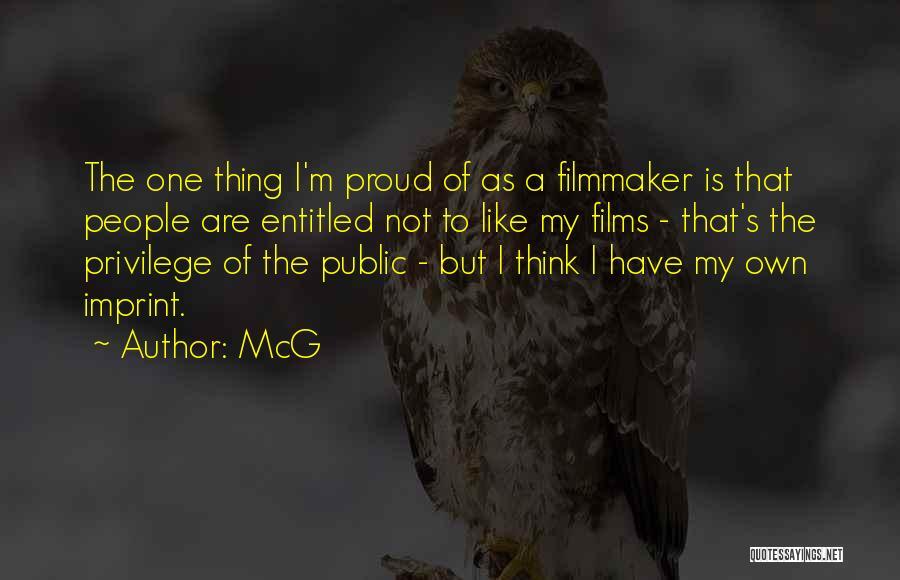 McG Quotes 2118844