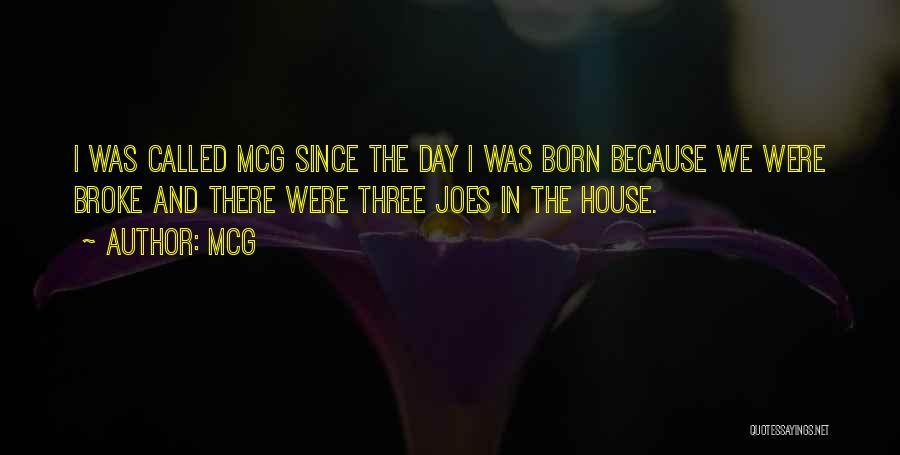 McG Quotes 677528