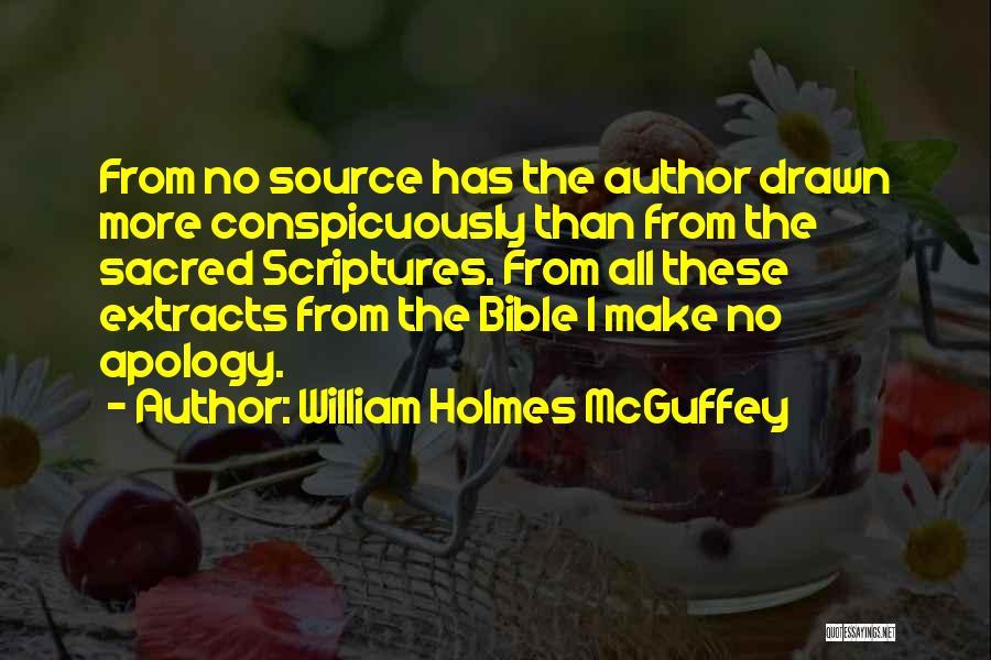 Mcguffey Quotes By William Holmes McGuffey