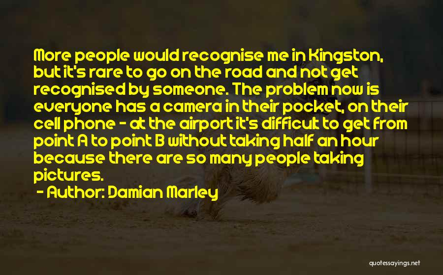 Me And Marley Quotes By Damian Marley