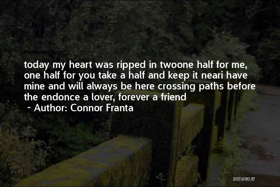 Me Before You Love Quotes By Connor Franta