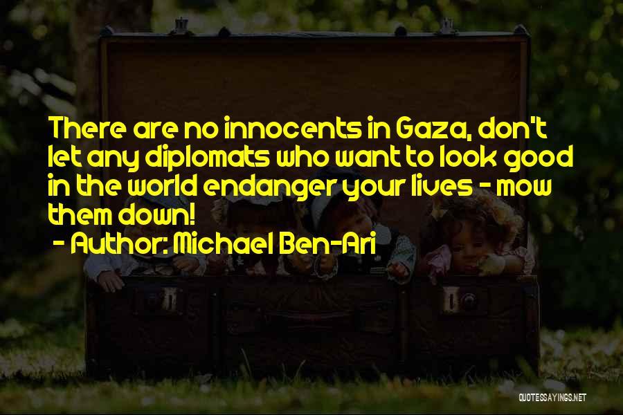 Me Mow Quotes By Michael Ben-Ari