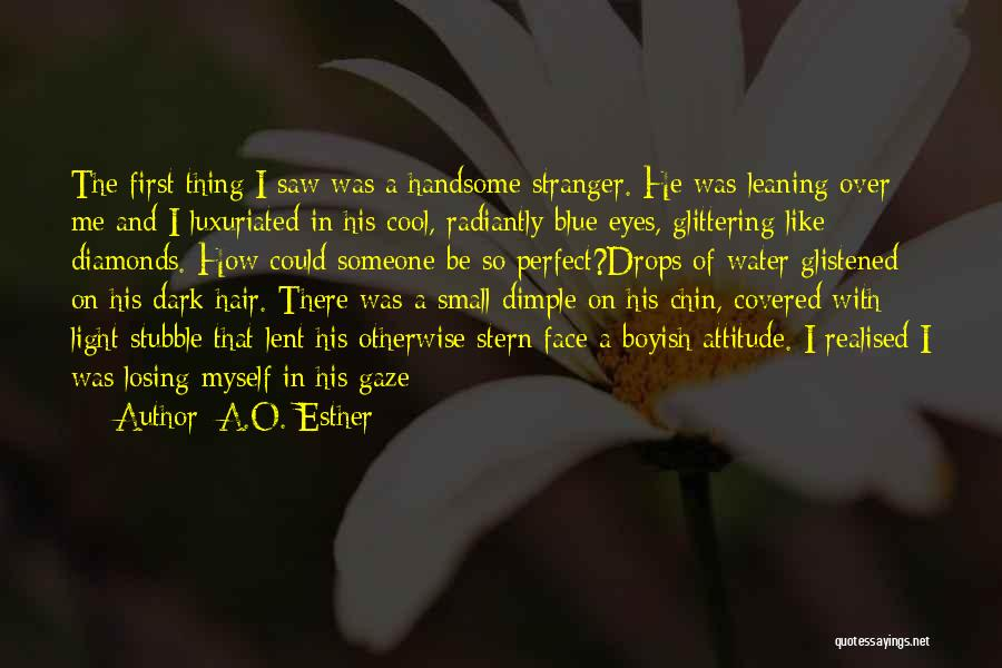 Me Myself Attitude Quotes By A.O. Esther