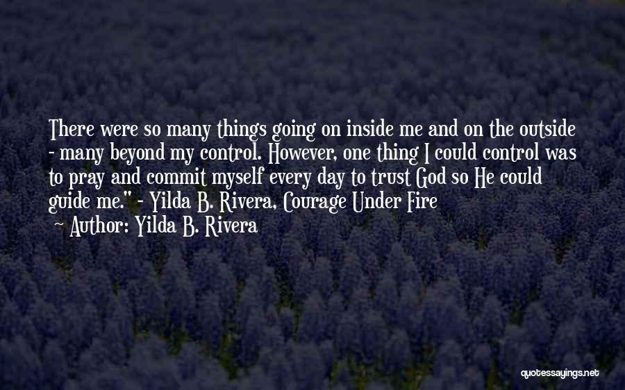Me Myself Attitude Quotes By Yilda B. Rivera