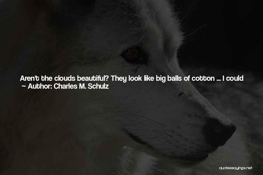 Me Profile Quotes By Charles M. Schulz