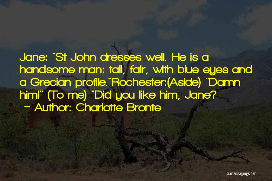 Me Profile Quotes By Charlotte Bronte
