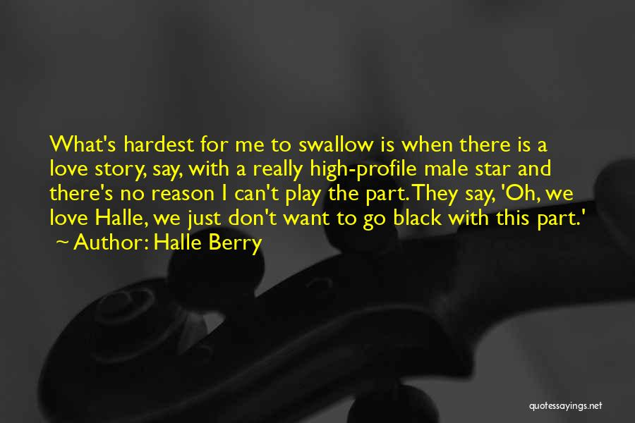 Me Profile Quotes By Halle Berry