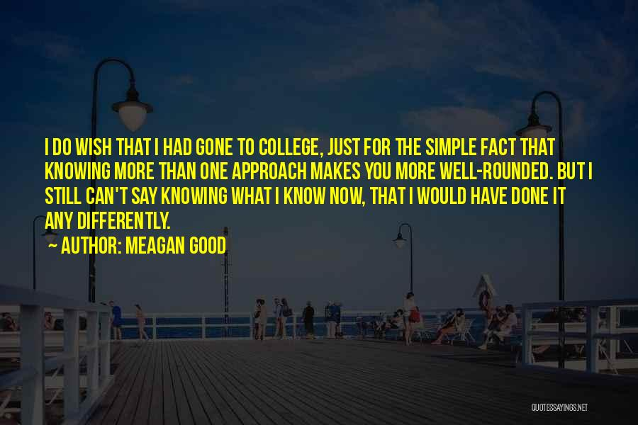 Meagan Good Quotes 1956621