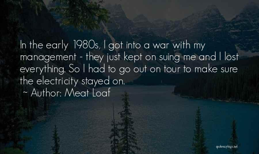Meat Loaf Quotes 409858