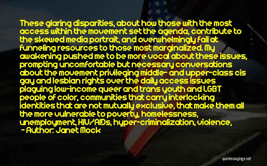 Media And Violence Quotes By Janet Mock