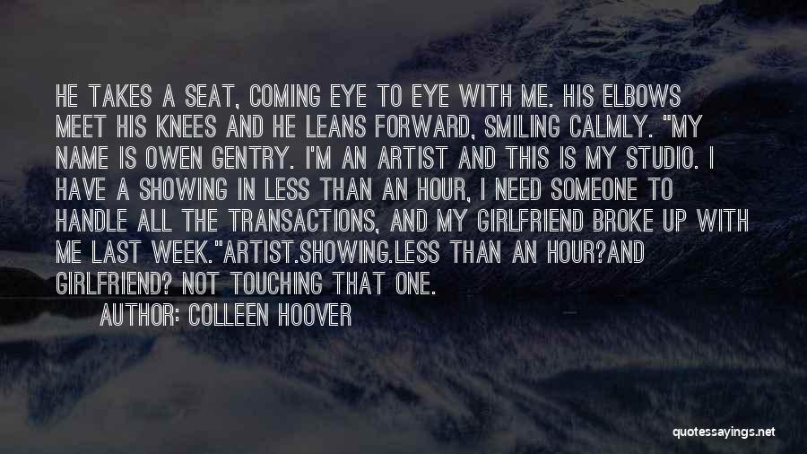 Meet Me Quotes By Colleen Hoover